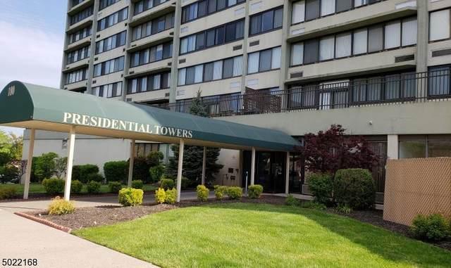 170 Lafayette Ave 4C, Passaic City, NJ 07055 (MLS #3669364) :: Mary K. Sheeran Team