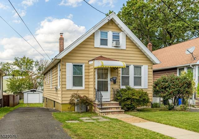 1568 Wyndmoor Ave, Hillside Twp., NJ 07205 (MLS #3669628) :: Weichert Realtors