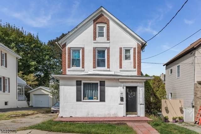 89 Stoll St, Netcong Boro, NJ 07857 (MLS #3669839) :: William Raveis Baer & McIntosh