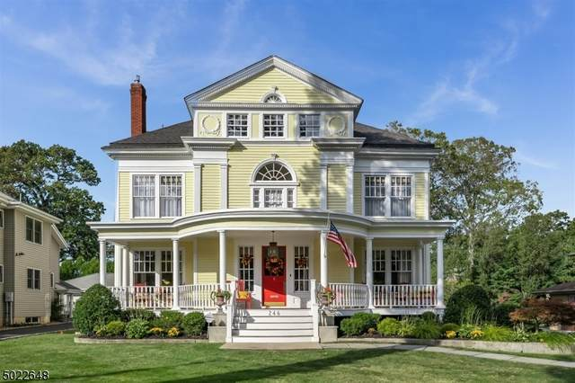 246 Grant Ave, Nutley Twp., NJ 07110 (MLS #3669888) :: Team Braconi | Christie's International Real Estate | Northern New Jersey