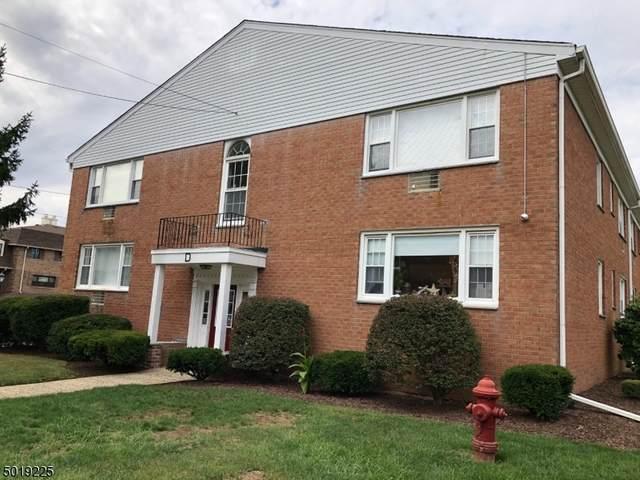 565 Grove St D12, Clifton City, NJ 07013 (MLS #3670133) :: Weichert Realtors
