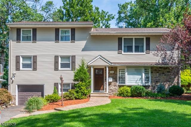 46 Longview Rd, Cedar Grove Twp., NJ 07009 (MLS #3670215) :: Weichert Realtors