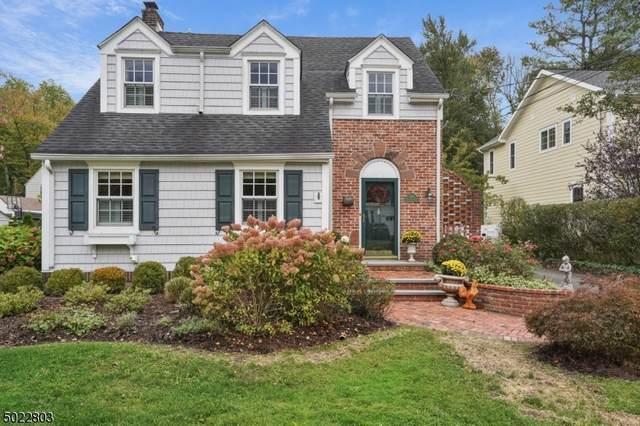 186 Ashland Rd, Summit City, NJ 07901 (MLS #3670228) :: Team Braconi | Christie's International Real Estate | Northern New Jersey