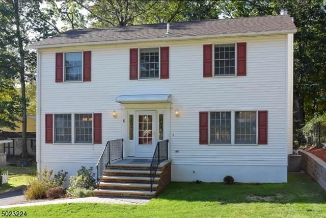 6 Osage Rd, Rockaway Twp., NJ 07866 (MLS #3670391) :: REMAX Platinum