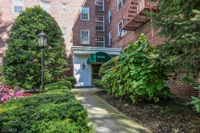8700 Boulevard East 2B, North Bergen Twp., NJ 07047 (MLS #3670515) :: Team Braconi | Christie's International Real Estate | Northern New Jersey