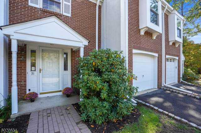 318 Main St  Unit 31 #31, Madison Boro, NJ 07940 (MLS #3670530) :: Weichert Realtors
