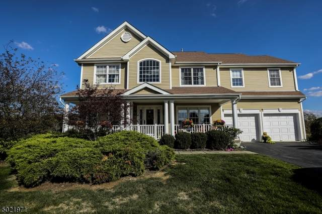 38 Players Blvd, Fredon Twp., NJ 07860 (MLS #3670551) :: The Sikora Group