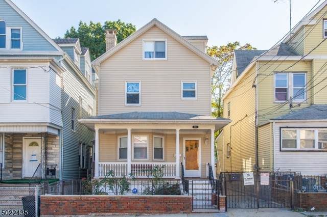 819 Parker St, Newark City, NJ 07104 (MLS #3670557) :: Pina Nazario