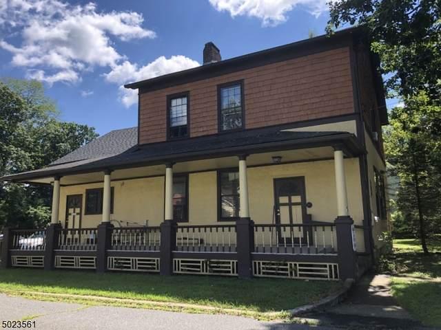 917 Main St, Stillwater Twp., NJ 07860 (MLS #3670590) :: William Raveis Baer & McIntosh
