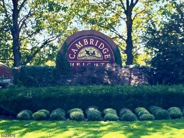 118 Cambridge Dr, Nutley Twp., NJ 07110 (MLS #3670607) :: The Debbie Woerner Team
