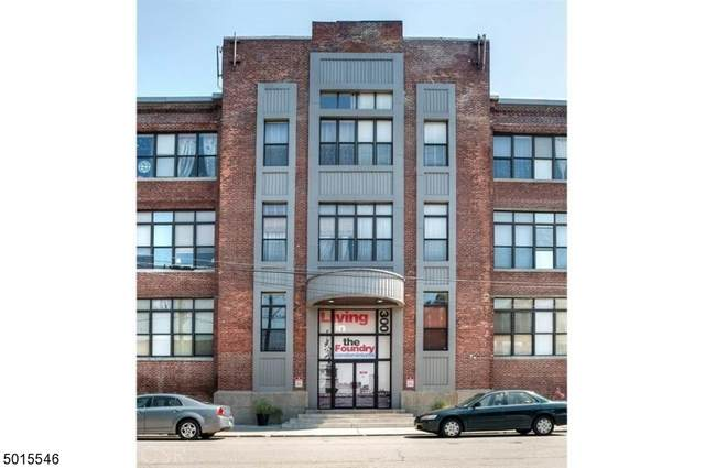 300 Communipaw Ave #210, Jersey City, NJ 07304 (MLS #3670643) :: Gold Standard Realty