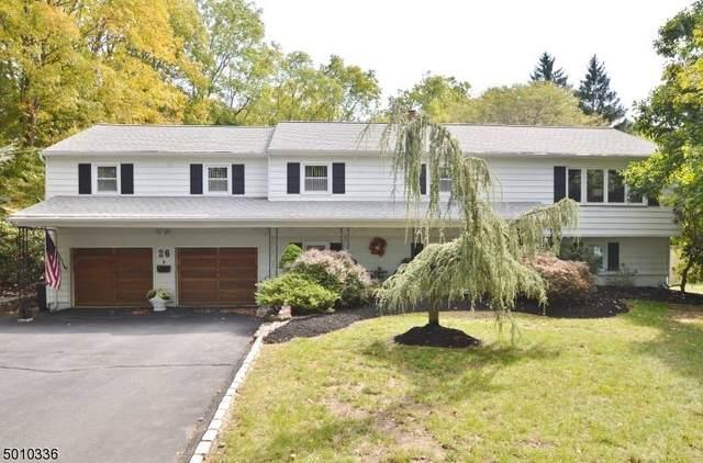 26 Robert Dr, East Hanover Twp., NJ 07936 (MLS #3670904) :: SR Real Estate Group