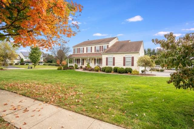 1 Cobblewood Ct, Lopatcong Twp., NJ 08865 (MLS #3670937) :: Halo Realty