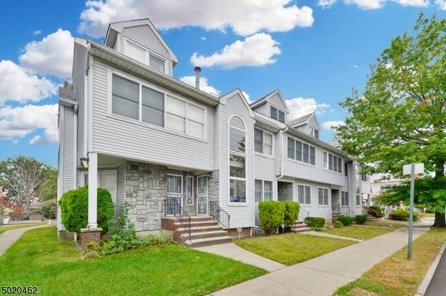 100 7TH AVE B, Paterson City, NJ 07524 (MLS #3671195) :: William Raveis Baer & McIntosh