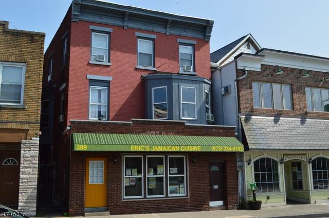 309 Main St #3, Boonton Town, NJ 07005 (MLS #3671213) :: The Sue Adler Team