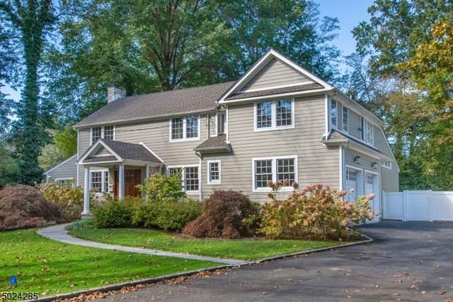 7 West Dr, Livingston Twp., NJ 07039 (MLS #3671257) :: William Raveis Baer & McIntosh