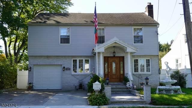 2712 Spruce St, Union Twp., NJ 07083 (MLS #3671330) :: Team Braconi | Christie's International Real Estate | Northern New Jersey