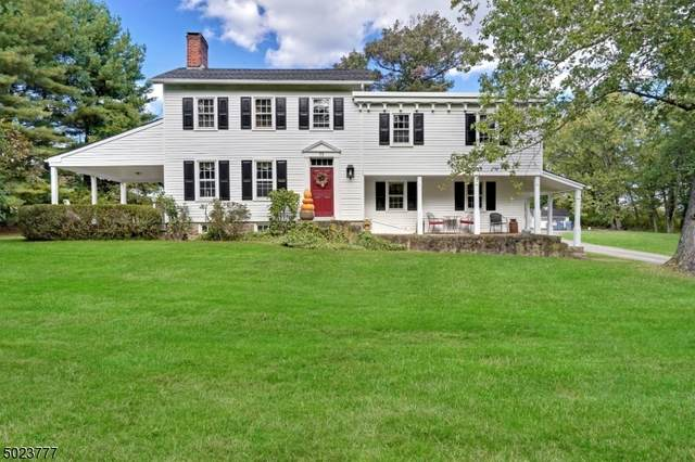 75 Woodschurch Rd, Readington Twp., NJ 08822 (MLS #3671366) :: The Dekanski Home Selling Team