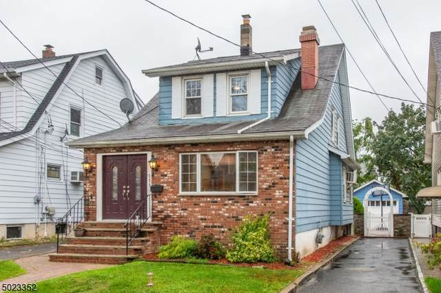 225 E 6Th St, Clifton City, NJ 07011 (MLS #3671370) :: The Debbie Woerner Team