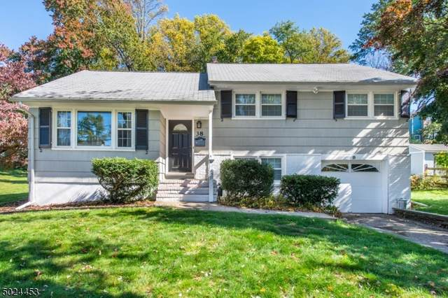38 Continental Ave, Morristown Town, NJ 07960 (MLS #3671395) :: The Debbie Woerner Team