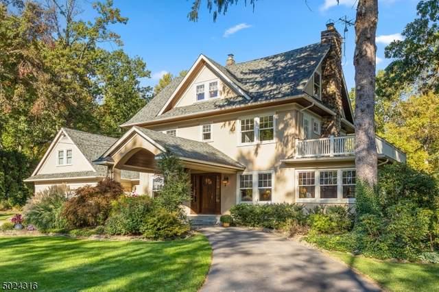 7 N Crane Rd, Mountain Lakes Boro, NJ 07046 (MLS #3671441) :: RE/MAX Select