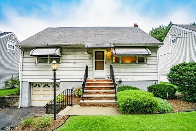 54 Colfax Rd, Wayne Twp., NJ 07470 (MLS #3671496) :: The Karen W. Peters Group at Coldwell Banker Realty