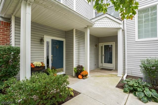 15 Twombly Ct #15, Morristown Town, NJ 07960 (MLS #3671604) :: Pina Nazario