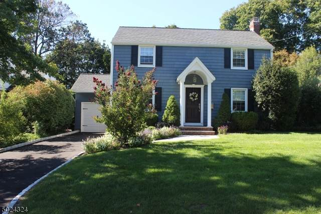 16 Crestwood Rd, Morristown Town, NJ 07960 (MLS #3671643) :: The Debbie Woerner Team