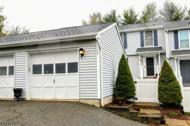 400 E Randolph Ave #75, Mine Hill Twp., NJ 07803 (MLS #3671681) :: Team Braconi | Christie's International Real Estate | Northern New Jersey