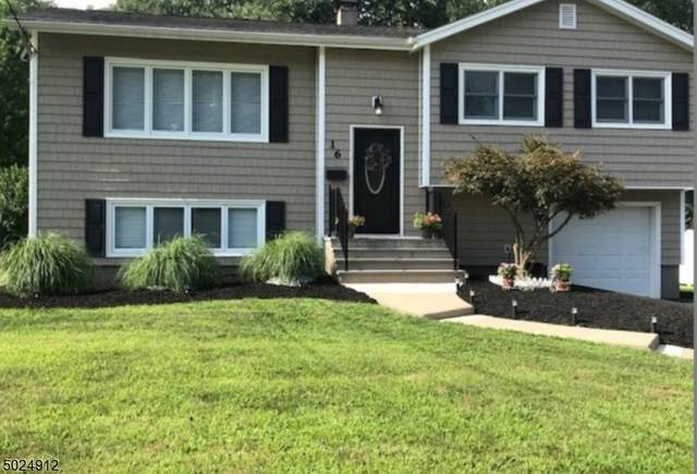 16 Birchtree Dr, Fairfield Twp., NJ 07004 (MLS #3671808) :: RE/MAX Select