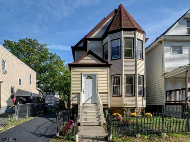 76 N 16Th St, East Orange City, NJ 07017 (MLS #3671842) :: RE/MAX Select