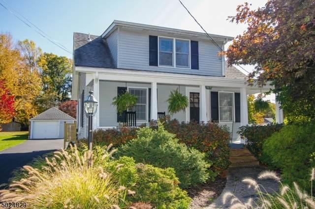 113 Richard Mine Rd, Rockaway Twp., NJ 07801 (MLS #3671864) :: RE/MAX Select