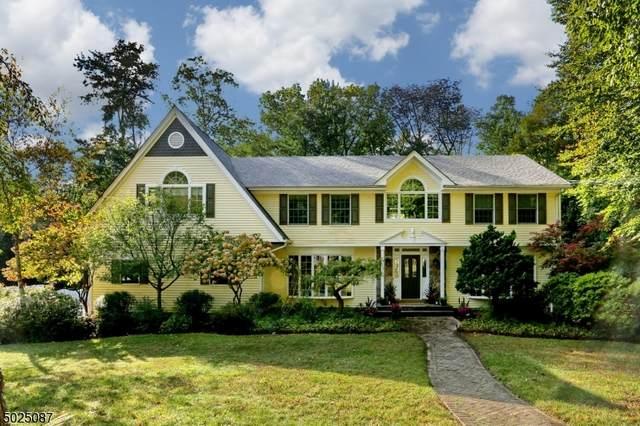 108 Oak Dr, Upper Saddle River Boro, NJ 07458 (MLS #3671960) :: REMAX Platinum