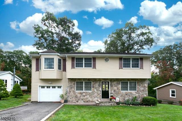 24 Harbor Dr, Jefferson Twp., NJ 07849 (MLS #3671964) :: The Sikora Group
