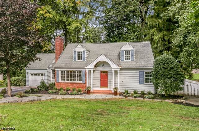 21 Oak Hill Rd, Chatham Twp., NJ 07928 (MLS #3671976) :: Mary K. Sheeran Team