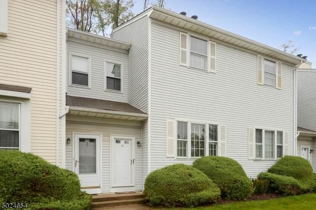 103 Park Ave Unit B4 #4, Summit City, NJ 07901 (MLS #3672021) :: SR Real Estate Group