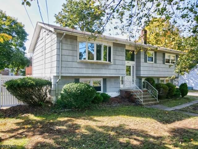 1017 Preakness Ave, Wayne Twp., NJ 07470 (MLS #3672149) :: William Raveis Baer & McIntosh