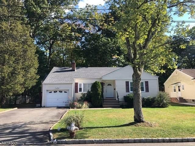 35 Hampton Ter, Livingston Twp., NJ 07039 (MLS #3672191) :: William Raveis Baer & McIntosh