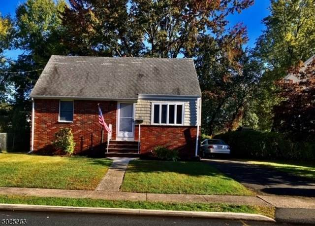 27 Knollwood Rd, Totowa Boro, NJ 07512 (MLS #3672223) :: William Raveis Baer & McIntosh