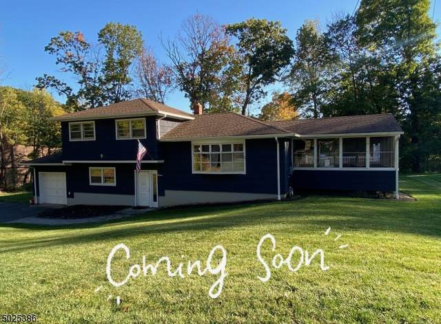 16 Main Dr, Parsippany-Troy Hills Twp., NJ 07005 (MLS #3672233) :: RE/MAX Select