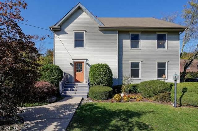 630 Valley Rd, Long Hill Twp., NJ 07933 (MLS #3672285) :: William Raveis Baer & McIntosh