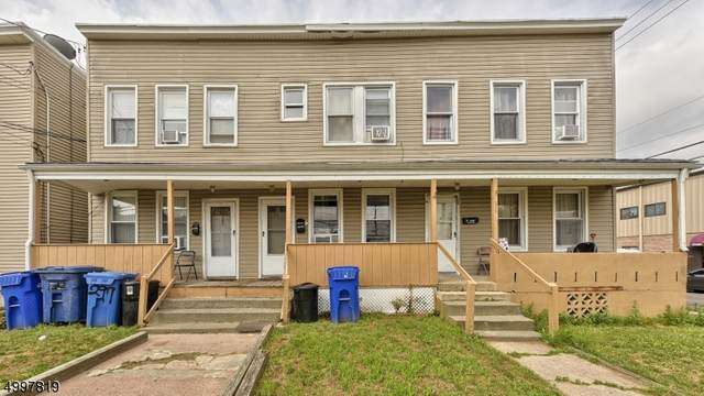 297 Edmund Ave, Paterson City, NJ 07502 (MLS #3672306) :: The Dekanski Home Selling Team
