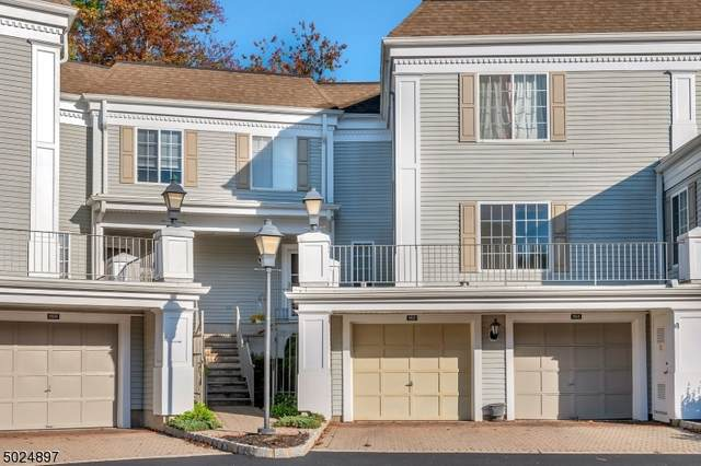 162 Riveredge Dr #162, Chatham Twp., NJ 07928 (MLS #3672341) :: Team Braconi | Christie's International Real Estate | Northern New Jersey