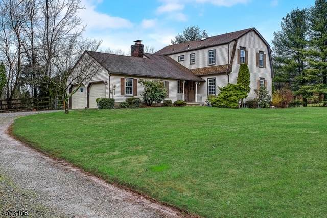 12 Arrowhead Rd, Readington Twp., NJ 08889 (MLS #3672350) :: The Sikora Group