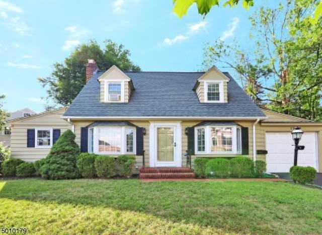 17 Haddonfield Rd, Millburn Twp., NJ 07078 (MLS #3672388) :: The Karen W. Peters Group at Coldwell Banker Realty