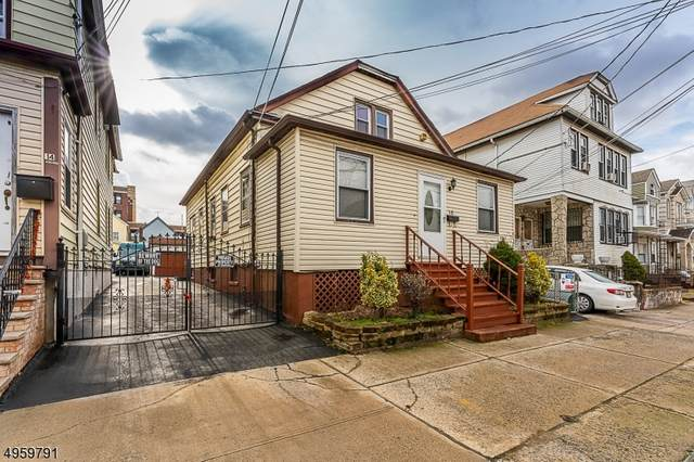 16 S 5Th St, Elizabeth City, NJ 07206 (MLS #3672423) :: The Sikora Group