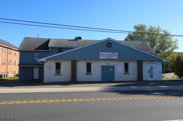 325 W Washington Ave, Washington Boro, NJ 07882 (MLS #3672432) :: REMAX Platinum