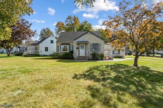 12 Ridgeview Ter, Clark Twp., NJ 07066 (#3672442) :: Daunno Realty Services, LLC