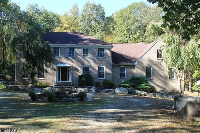 5 Lookout Drive, Roxbury Twp., NJ 07852 (MLS #3672461) :: Mary K. Sheeran Team