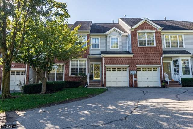 122 Cardigan Ct #122, Parsippany-Troy Hills Twp., NJ 07054 (MLS #3672487) :: RE/MAX Select